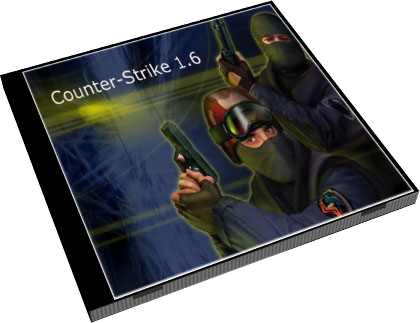 Counter Strike full install Torrent file of CS 1.6 game free download.